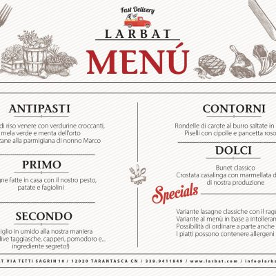 LARBAT-MENU-menu delivery